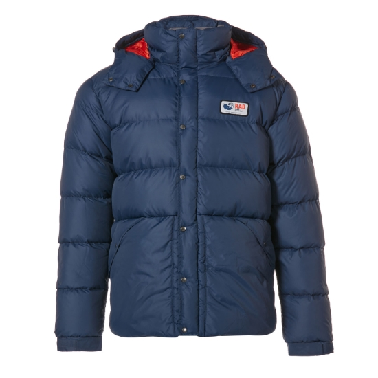 Rab Andes Jacket - Deep Ink