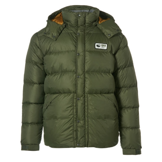 Rab Andes Jacket - Army