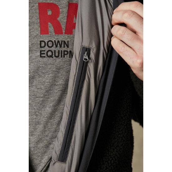 Rab Original Pile Jacket - Photo of detail
