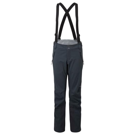 Rab Ascender Pants W - Ebony/Zinc