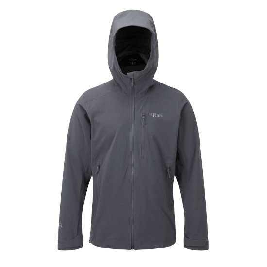 Rab Votive Jacket - Steel/Granite