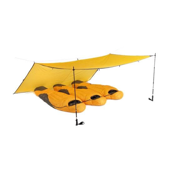 Rab Siltarp 3 - Yellow