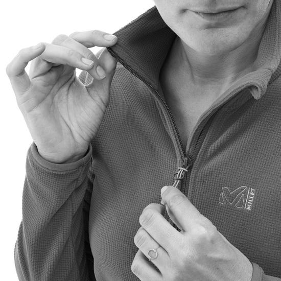 Millet Koda Grid Jacket W - Photo of detail