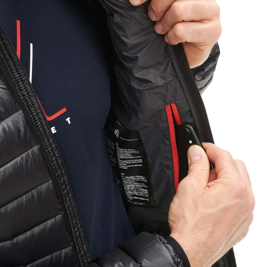 Millet K Synthx Down Hoodie - Photo of detail