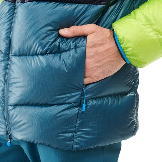 Millet Trilogy Ultimate Down Jacket - Photo of detail