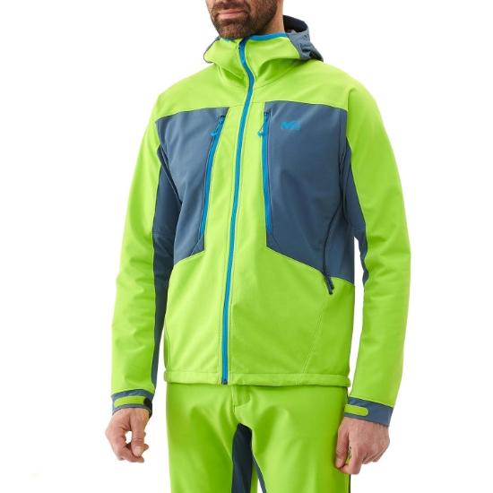Millet Touring Shield Jacket - Photo de détail