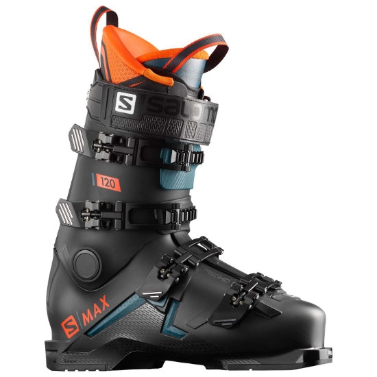 Salomon S/Max 120 - Black/Orange