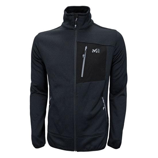 Millet Athabasca Jacket - Noir/Castle Gray