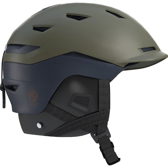 Salomon Sight Helmet - Olive Night/Dress Blue