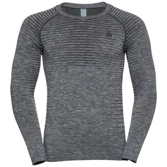 Odlo Performance Light Suw Crew L/S - Grey Melange