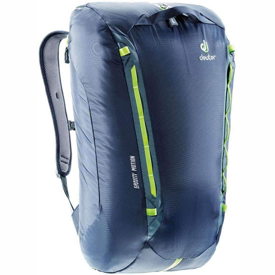 Deuter Gravity Motion - Navy/Granite