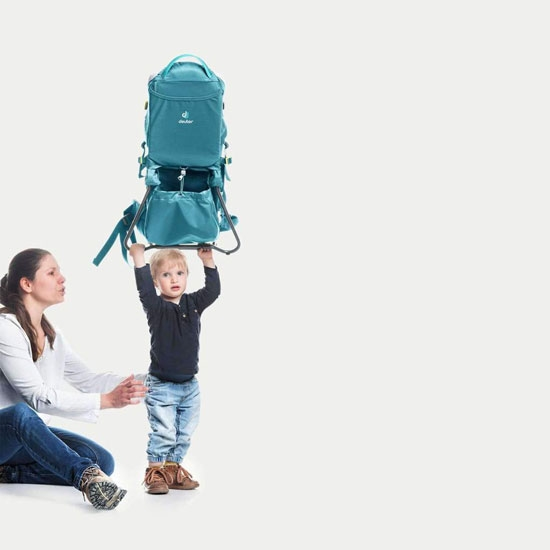 Deuter Kid Comfort Active W - Photo of detail