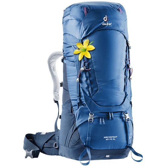 Deuter Aircontact 60+10 W - Steel-Midnight