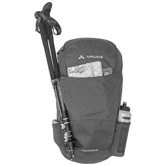 VAUDE Prokyon Zip 20 Sac /à dos compact pour la randonn/ée et les activit/és de plein-air Mixte