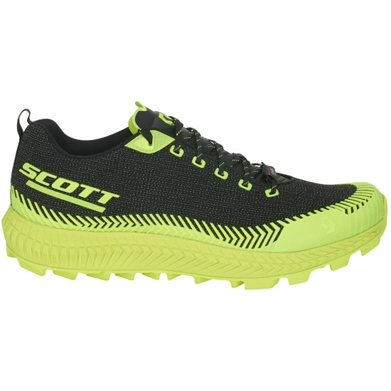 Scott Supertrac Ultra RC - Black/Yellow