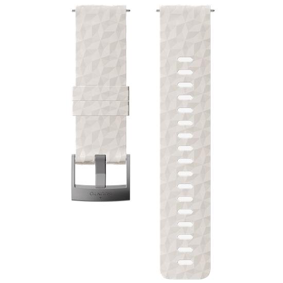 Suunto 24mm Explore 1 Silicon Strap - Sandstone/Gray