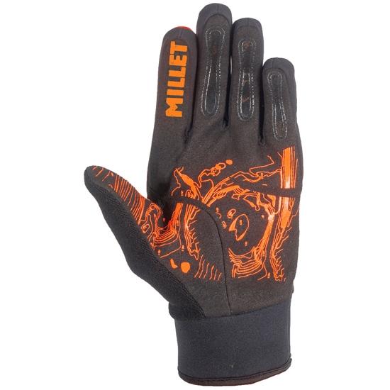 Millet Pierra Ment Glove - Photo of detail
