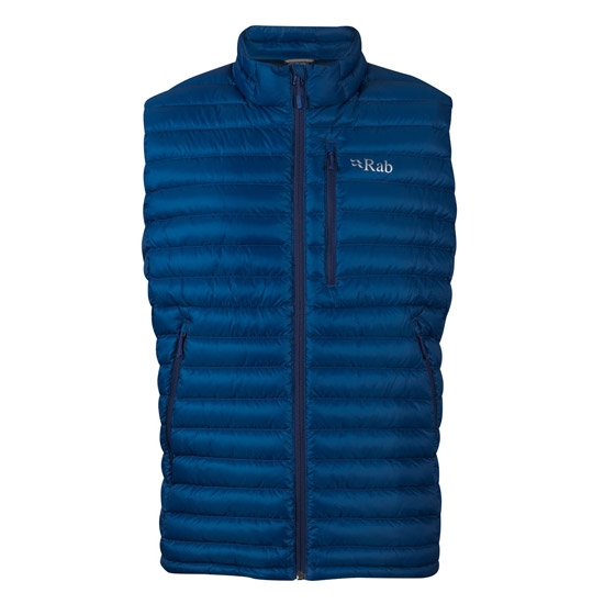 Rab Microlight Vest - Celestial/Deep Ink