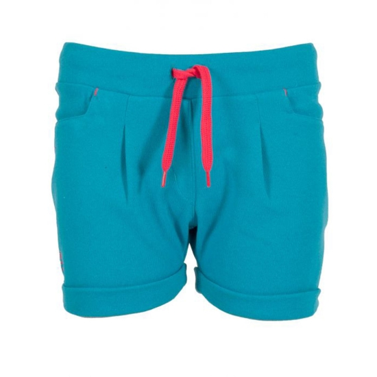 Ternua Namet Short Girl - Fresh Duck Blue