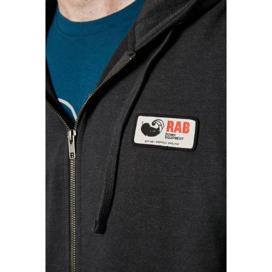 Rab Journey Zip Hoody - Photo of detail
