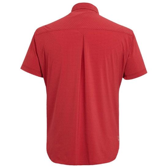 Salewa Puez Minicheck Dry Shirt - Detail Foto