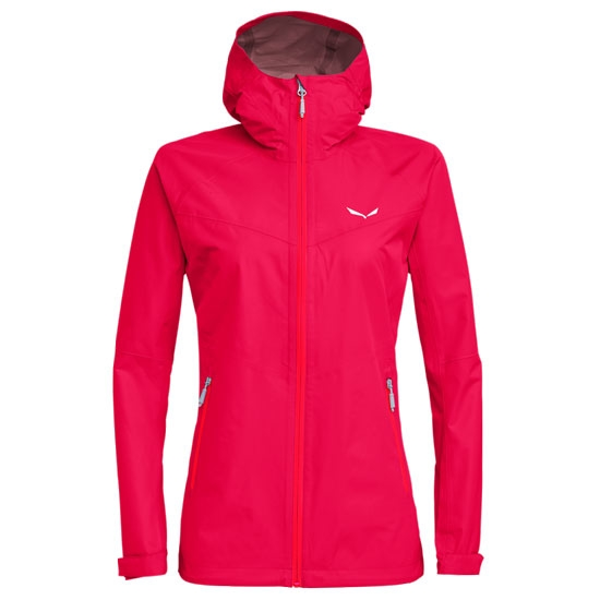 Salewa Puez (Aqua 3) Powertex Jacket W - Rose Red