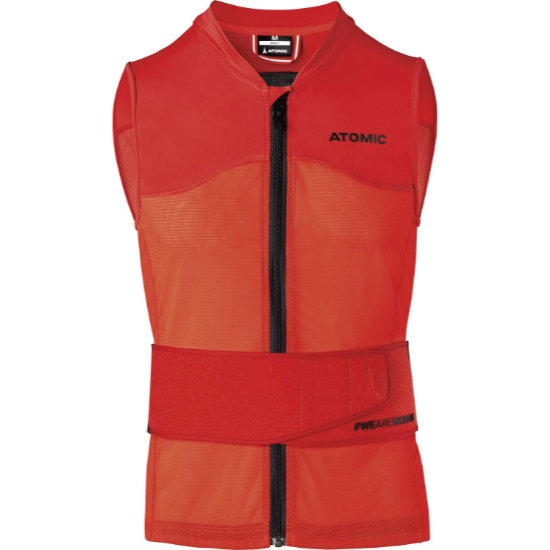 Atomic Live Shield Vest Amid - Red