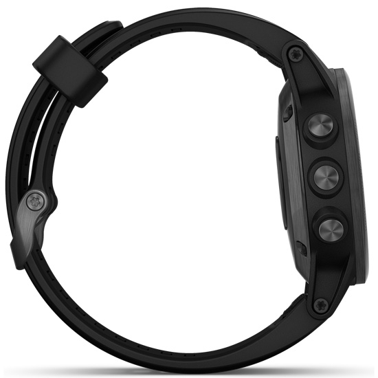 Garmin Fenix 5 S Plus Zafiro - Photo of detail