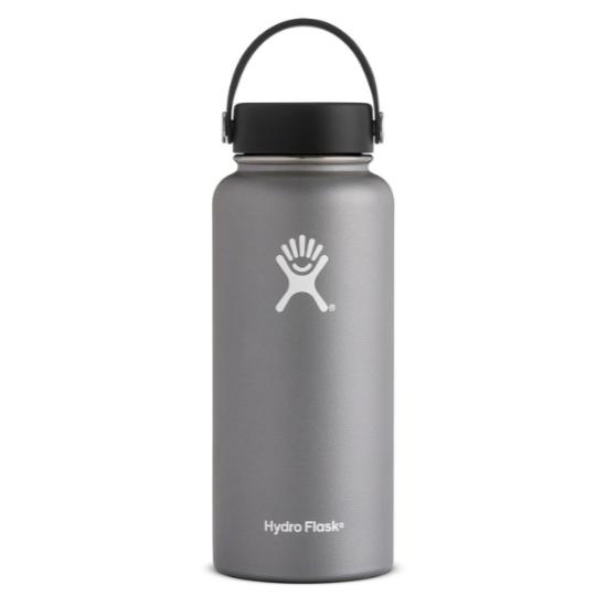 Hydro Flask 32oz Wide Mouth - Graphite