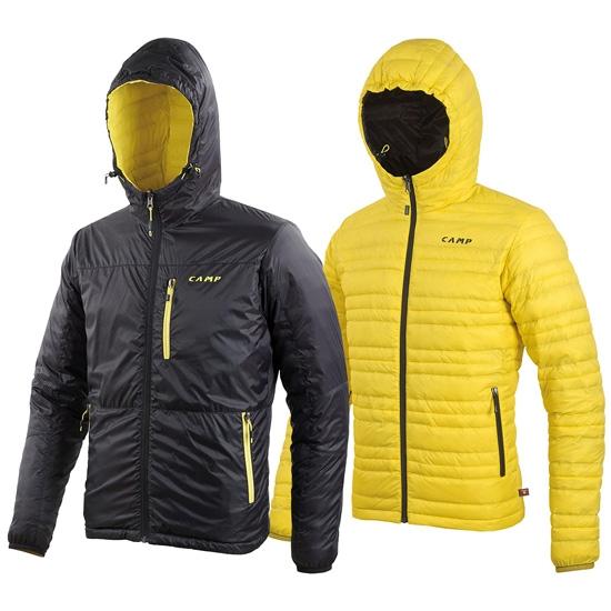 Camp ED Duo Jacket - Photo de détail