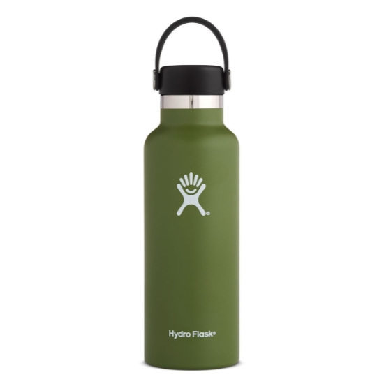 Hydro Flask 18oz Standard Mouth - Olive
