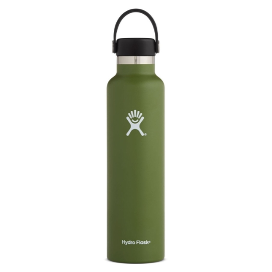 Hydro Flask 24oz Standard Mouth - Olive