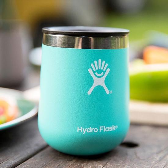 Hydro Flask 10oz Wine Tumbler - Photo of detail