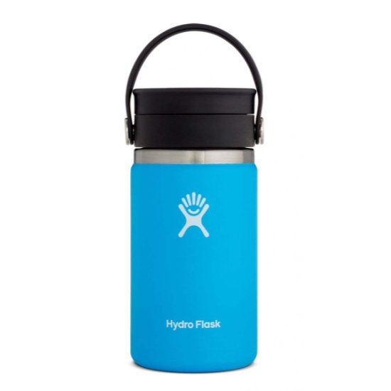 Hydro Flask 12Oz Wide Mouth W/ Flex Sip Lid - Pacific
