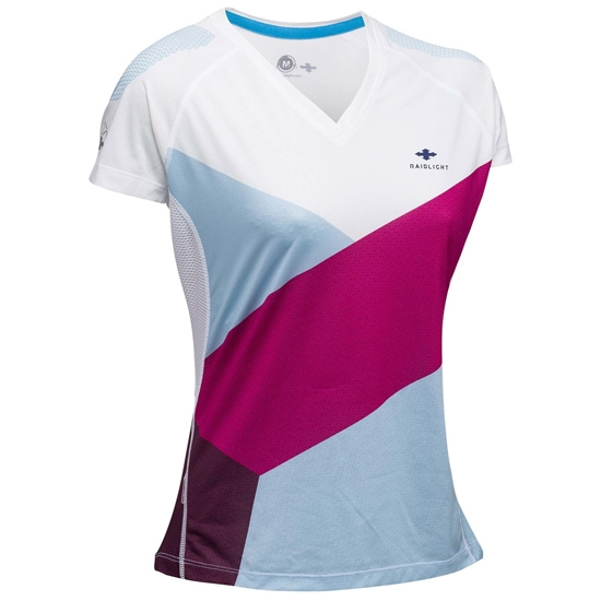 Raidlight Technical SS Top W - White