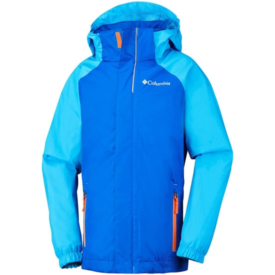 Columbia Westhill Park Jacket Kids - Super Blue/Riptide