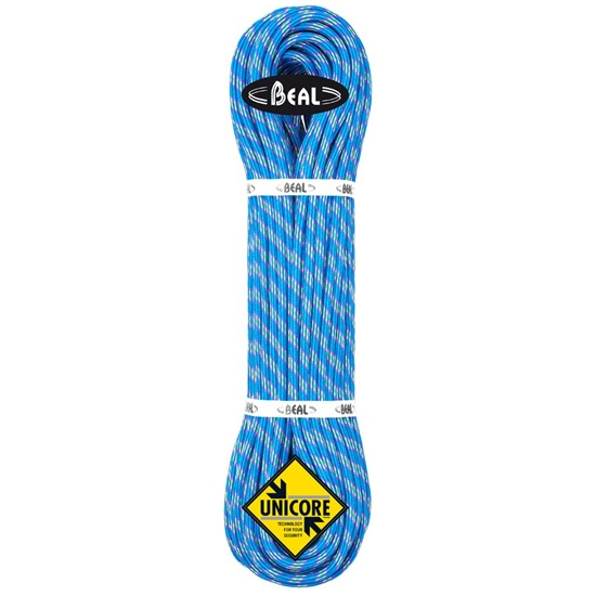 Beal Ice Line Dry Cover Unicore 8.1 mm x 60 m - Blue