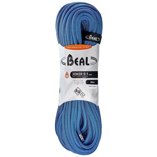 Beal Joker Soft Dry Cover Unicore 9'1 mm x 80 m - Blue