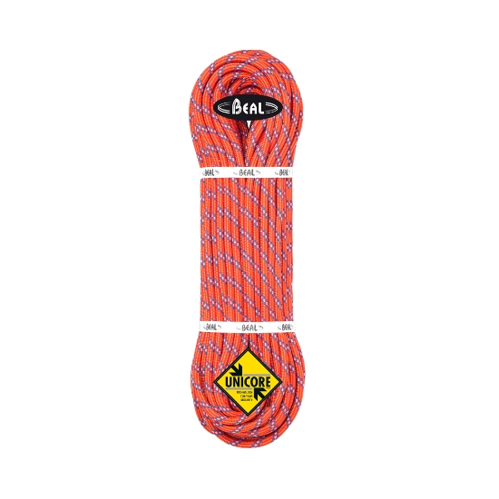 Beal Diablo Unicore 9.8 mm x 50 m - Red