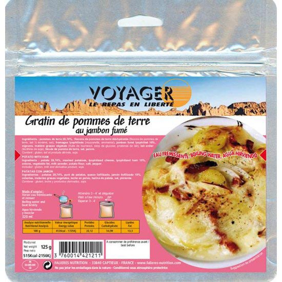 Voyager Gilthead with Pasta -