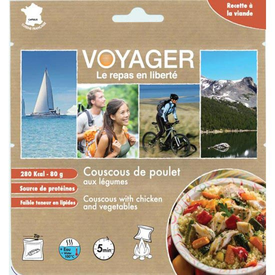 Voyager Chicken Couscous -