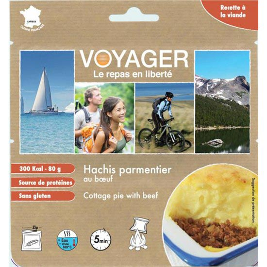 Voyager Veal Pie & Mashed Potato -
