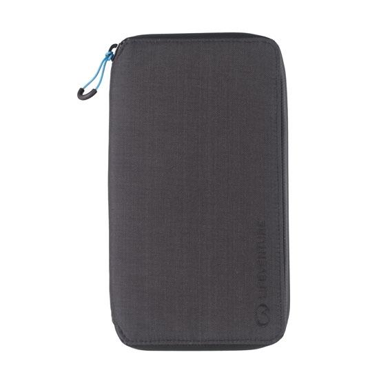 Lifeventure RFID Travel Wallet - Grey