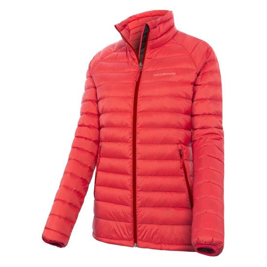 Trangoworld Luesia Jacket W - Coral
