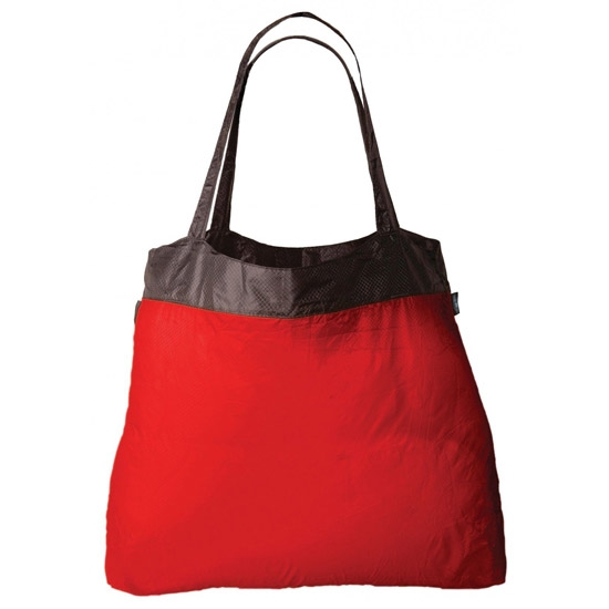 Sea To Summit Ultra Sil Shopping Bag - Rojo