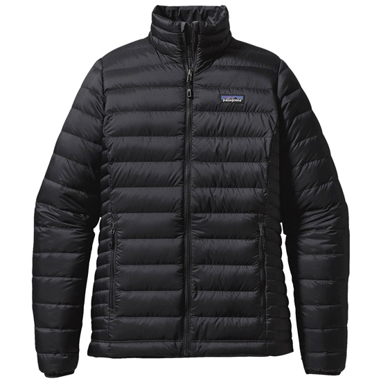 Patagonia Down Sweater W - Black
