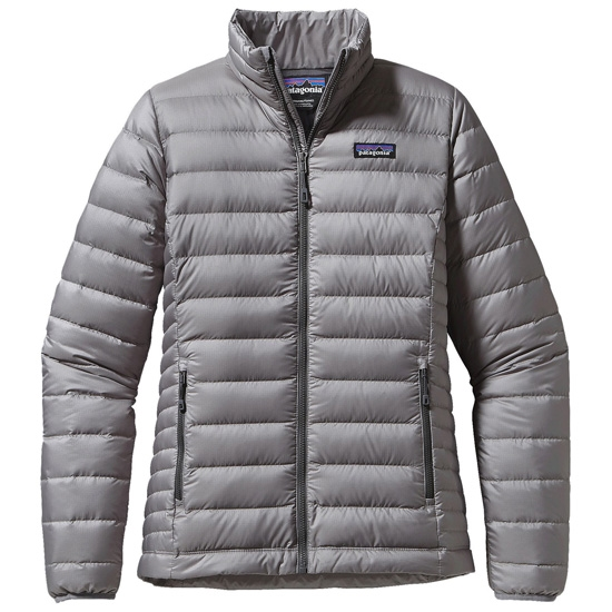 Patagonia Down Sweater W - Feather Grey
