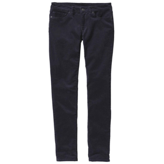 Patagonia Fitted Corduroy Pants - Smolder Blue