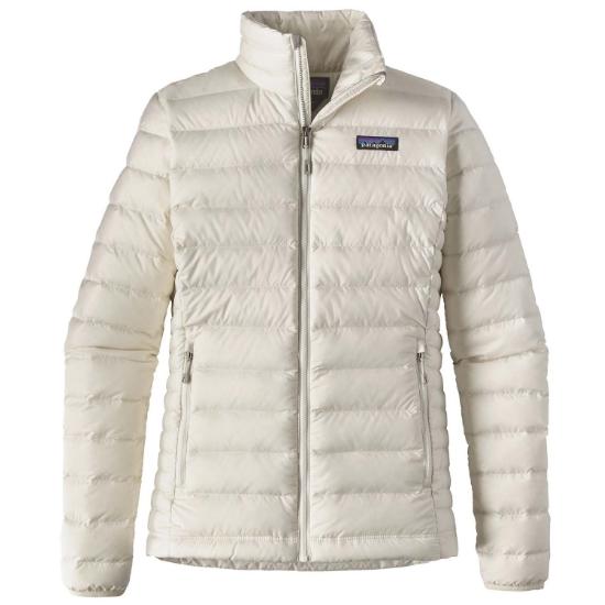 Patagonia Down Sweater W - Birch White