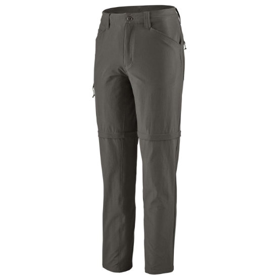Patagonia Quandary Convertible Pants - Forge Grey